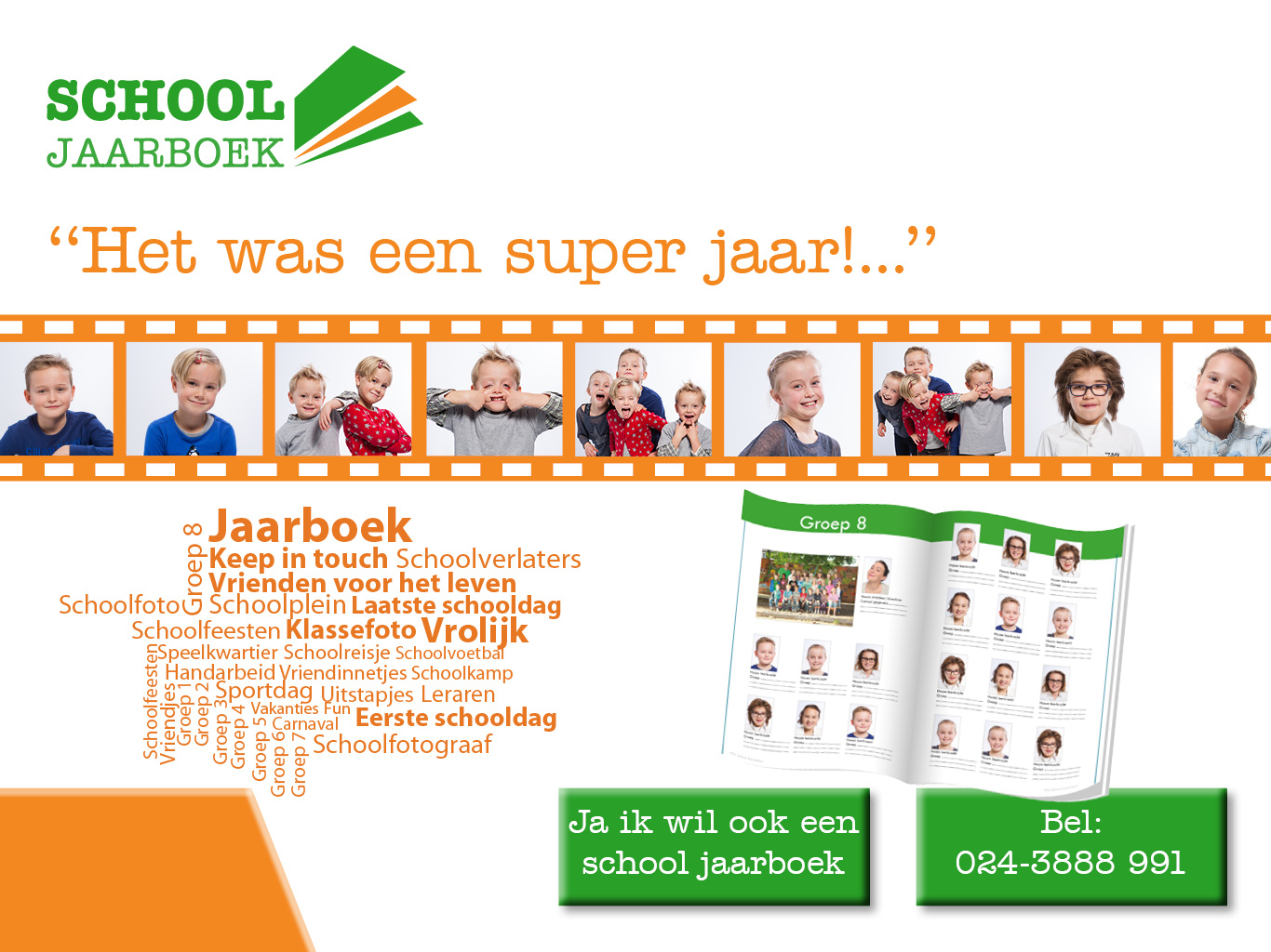 School jaarboek